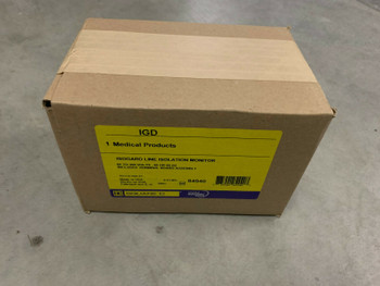 Square D Line Isolation Monitor 43134-007-50