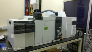 Agilent GCMS, Model 5975C Turbo Reconditioned