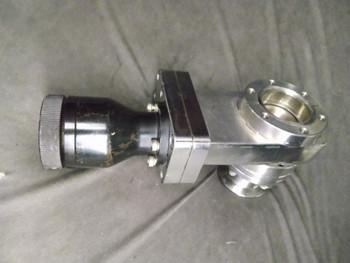3995 MP Ultra High Vacuum Manual Gate