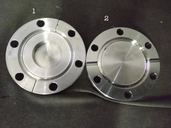 """3995 MP 2.75"""" LOT OF 8 FLANGES"""