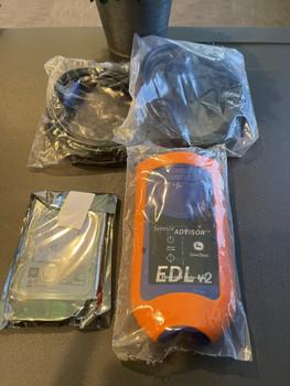 John Deere Diagnostic Kit Electronic Data Link EDL-V2 + software