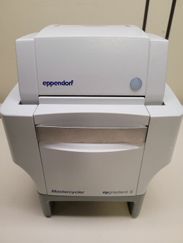 EPPENDORF 5341 MASTERCYCLER ep GRADIENT 96-Well Block Thermal Cycler