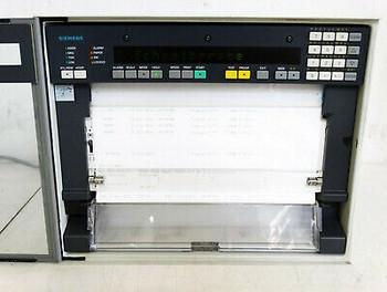 Siemens Piezograph 2 7Nd2482-5Da00-0Xb0 Multireg 32 Multifunktionsschreiber-Used