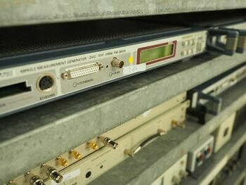 Rohde & Schwarz Mpeg2 Measurement Generator Dvg 2068.8600.03 #254