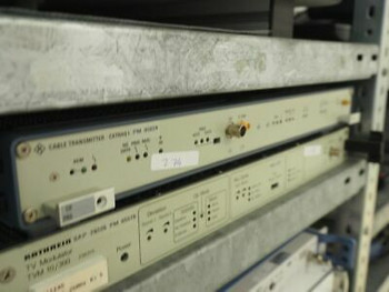 Rohde & Schwarz Cable Transmitter Catraq1 #274