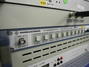 Rohde & Schwarz Tv Generator Pal Sgpf 2016.4003.37  #178