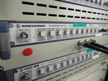 Rohde & Schwarz Tv Generator Pal Sgpf 2016.4003.37  #209