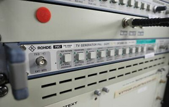 Rohde & Schwarz Tv Generator Pal Sgpf 2016.4049.03  #210