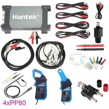 Cc650 + Cc65+ 6074Be Diagnostic Tool Usb 4Ch 1Gsa/S 70Mhz Auto Car Oscilloscope