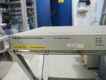 Philips Nicam Sound Modulator Pm 5686A #268