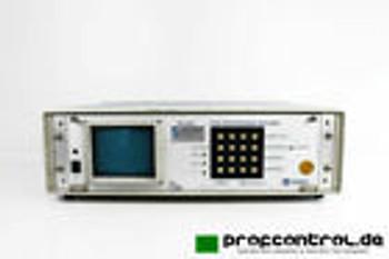 Eidel/ Eidsvoll Ee4100 Pcm Synchronizer Decoder Sn 100 10Hz-2Mhz Rs-232 Ieee 488