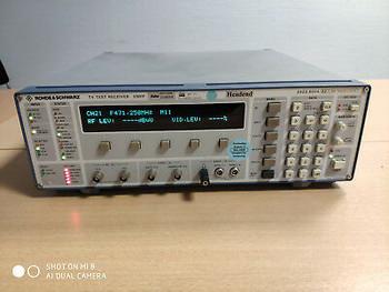 Rohde & Schwarz Tv Test Receiver Emfp