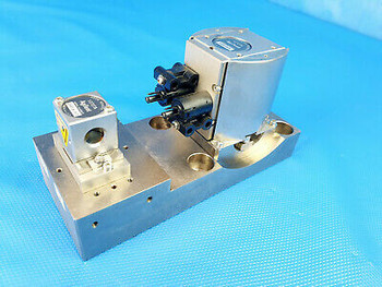 Hp Agilent 10721A Dual Channel Differential Interferometer Mit 10707A  Inkl.Mwst