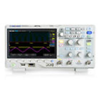 Siglent Sds2352X-E Oszilloskop 2X350 Mhz, 2 Gs/S, 28 Mpts, 7 Tft