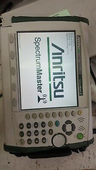 Anritsu Ms2721A Front Panel Lcd And Board 100% Tested