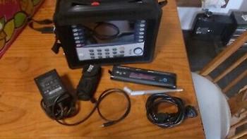 Jdsu Viavi Jd724C 4Ghz Cable Antenna Analyzer, 6Ghz Ez-Cal, Touchscreen,Battery