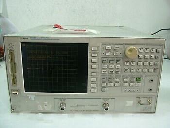 Agilent 8753Et Network Analyzer 300Khz - 6Ghz 006 Fully Tested