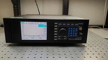 Burleigh Wa-7100 Multi-Line Wavelength Meter 1270 To 1680 Nm  (Exfo Wa-7100)