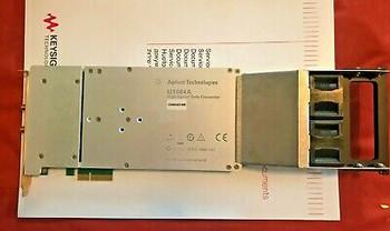KeysightAcqiris U1084A Digitizer For Mass Spectrometer U1084A, New,  Open Box