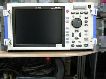 Hioki Mr8827 Electric Memory Hicorder W/ 16X 8966