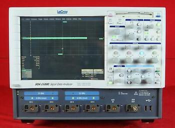Lecroy Sda11000 11 Ghz Serial Data Analyzer, 6.25 Gb/S Lcry0409N11928 Options