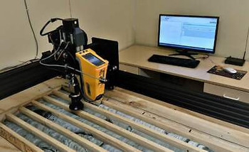 Automated Cnc-Based Unit For Portable Xrf