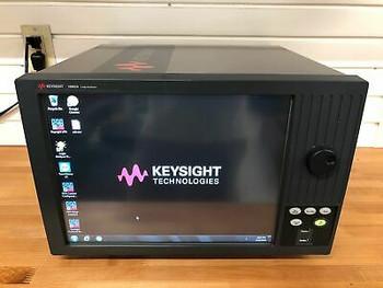 Keysight 16862A 68 Channel 350 Mhz State 12.5 Ghz Timing Logic Analyzer Mfg Cal