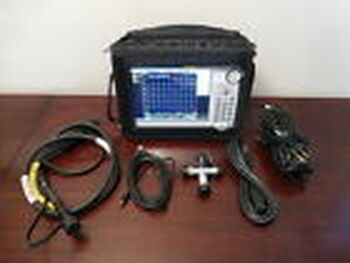 Anritsu S412E Lmr Master, Antenna/Cable/Spectrum/Modulation Analyzer - Loaded