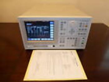 Keysight / Agilent 4156C Precision Semiconductor Parameter Analyzer - Calibrated