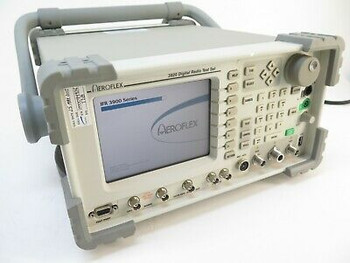 Aeroflex 3920 Ifr Digital Radio Test Set - Opts 050 056 058 061, 200, 203