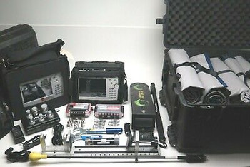 At&T Pim Hunting Test Kit - Anritsu Mw82119B-700, Ms2720T, 3Z Rfa-1000 + Blanket