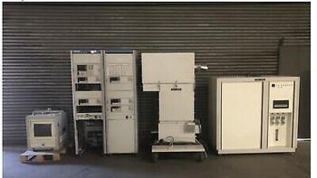 Horiba Exhaust Emission Equipment Mexa 9500, Whole System Bench Cvs T Mix Etc