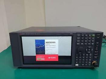 Keysight N8976B Noise Figure Analyzer -544,B25,Fsa,Mtu,Nf2,P44,Pc7,Pfr,Ssd,W7X