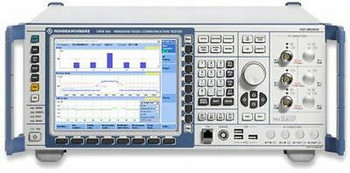 Rohde Cmw500 With Nb-Iot Gsm, Wcdma, Lte , Cat-M1  Cmwrun