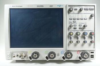 Keysight Used Dsax92504A Digital Signal Analyzer - 25 Ghz Oscilloscope (Agilent)