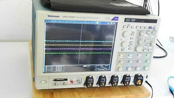 Mso71604C 16Ghz,100Gs/S Mixed Signal Oscilloscope, 17 Options, Nist Calibration