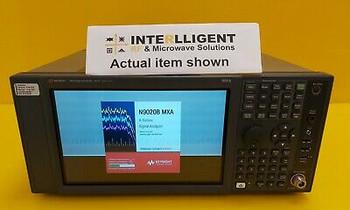 Keysight N9020B 26.5Ghz Mxa Signal Analyzer 160M Rf Bw, Preamp, 5G, W10 Warranty