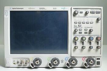 Keysight Used Dsa93004L Digital Signal Analyzer - 32 Ghz 80/40 Gsa/S (Agilent)