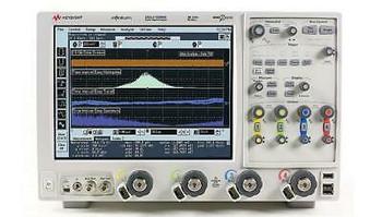 Keysight Agilent Dsox92004A 20 Ghz 80 Gsa/S 4 Ch Oscilloscope W/ Mfg Calibration