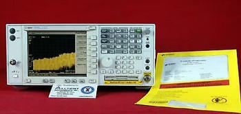 Agilent / Keysight E4448A Psa Spectrum Analyzer 3Hz - 50Ghz  Loaded With Options
