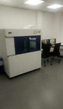 Foreign Matter Analysis Device For Lithium Ion Hitachi X-Ray Ea8000 Xrf