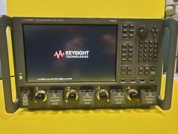 Keysight N5232B 20Ghz 4-Port Pna-L Network Analyser, Time-Domain, Top-Level Cal