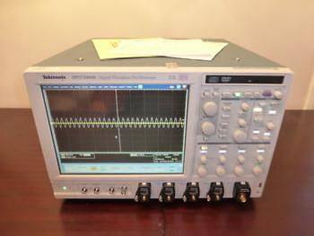 Tektronix Dpo72004B 20Ghz 4Ch 50Gsa/S Real-Time Digital Oscilloscope Calibrated