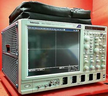 Tektronix Dsa73304D 33Ghz 4Ch Digital Serial AnalyzerOptions In Description