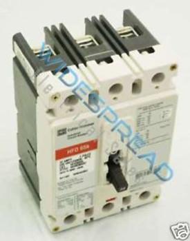 WH CH CUTLER HAMMER Circuit Breaker HFD3030L 30A 3P 600