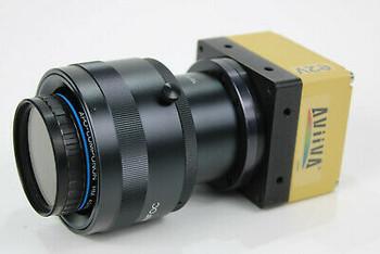 Aviiva E2V At71Ysc2Cl4010-Ba1 Zeilenkamera Kamera F. Farbpr¼Fung