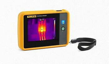 Fluke Pti120 120 X 90 -20 150 °C Touch Screen Pocket Thermal Imager Camera 9Hz