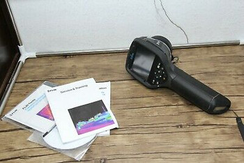 Flir E30Bx 60Hz 160 X 120 Infrared Thermal Imaging Camera Ir E30 Imager - Read