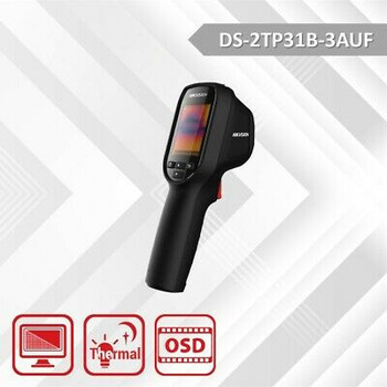 Hikvision Portable Thermography Camera Ds-2Tp31B-3Auf   Temperature Measurement