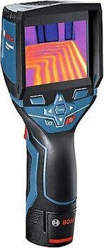Bosch Gtc 400 C 12V Max Cordless Bluetooth Connected Thermal Camera